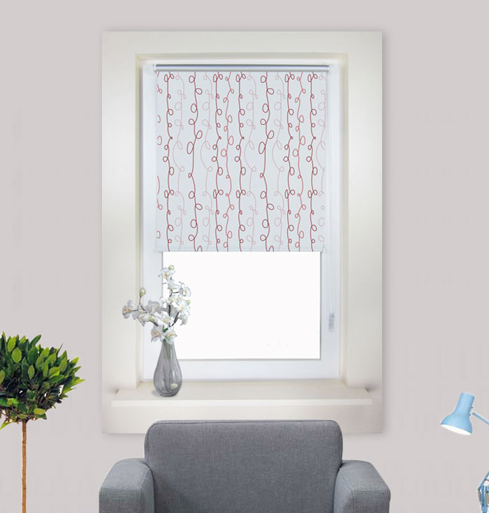 Cut To Size Roller Blinds Multi Coloured Cut To Size
