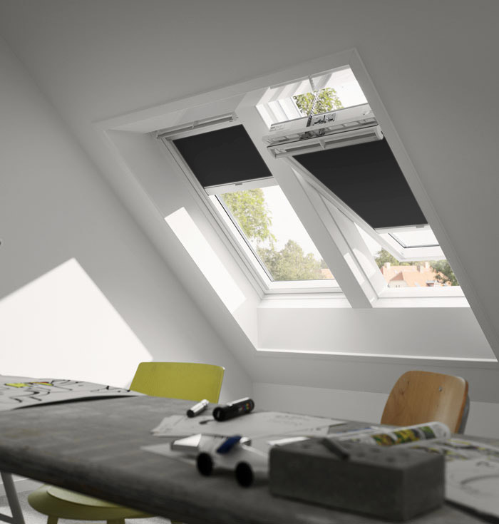 Superior Specification Of Best Cool Sun Blackout Skylight Shades