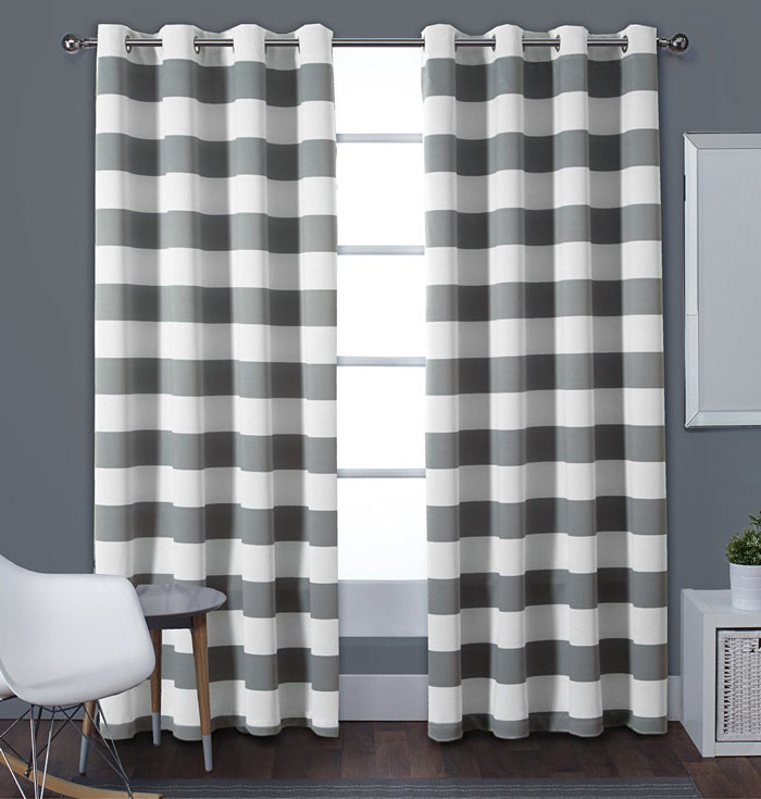patterned curtains living room | cheap patterned curtains ...