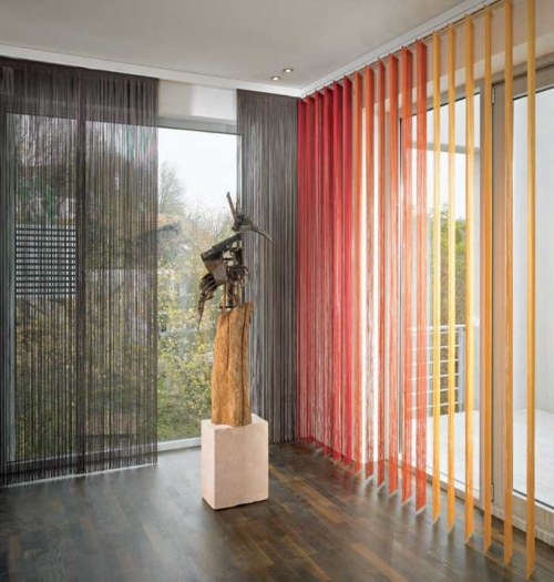 Cheap String Curtains Drapes Supplier