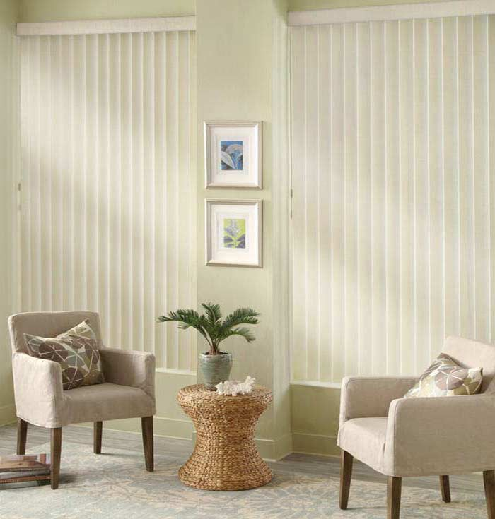 Specification Of Vertical Blinds For Patio Doors