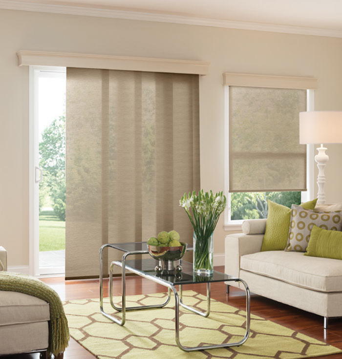 Window Panel Blinds Contemporary Vertical Window Panel Blinds