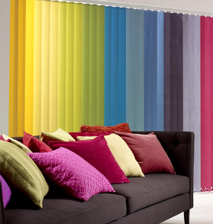 coloured vertical blinds decorative coloured vertical blinds