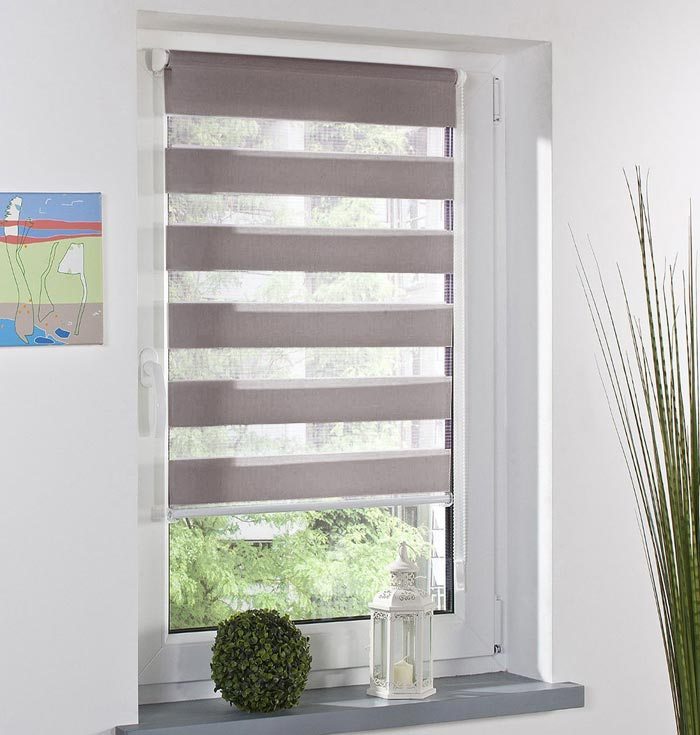Night And Day Roller Blinds