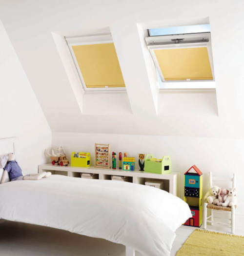 Made To Measure Skylight Blinds Loft Made To Measure