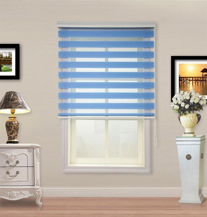 Double View Roller Blinds Sheer Horizon Double View