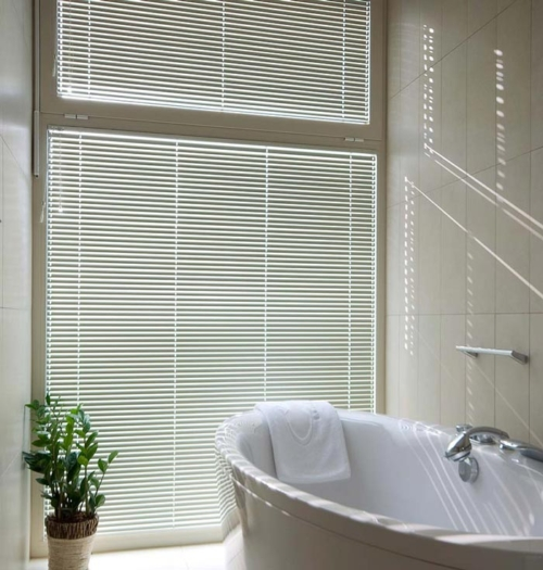 Waterproof Venetian Blinds For Shower Archives Blindcurtain
