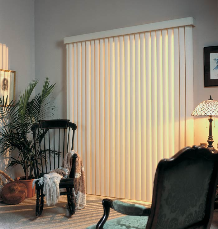 Window Treatments For Vertical Blinds Window Treatments