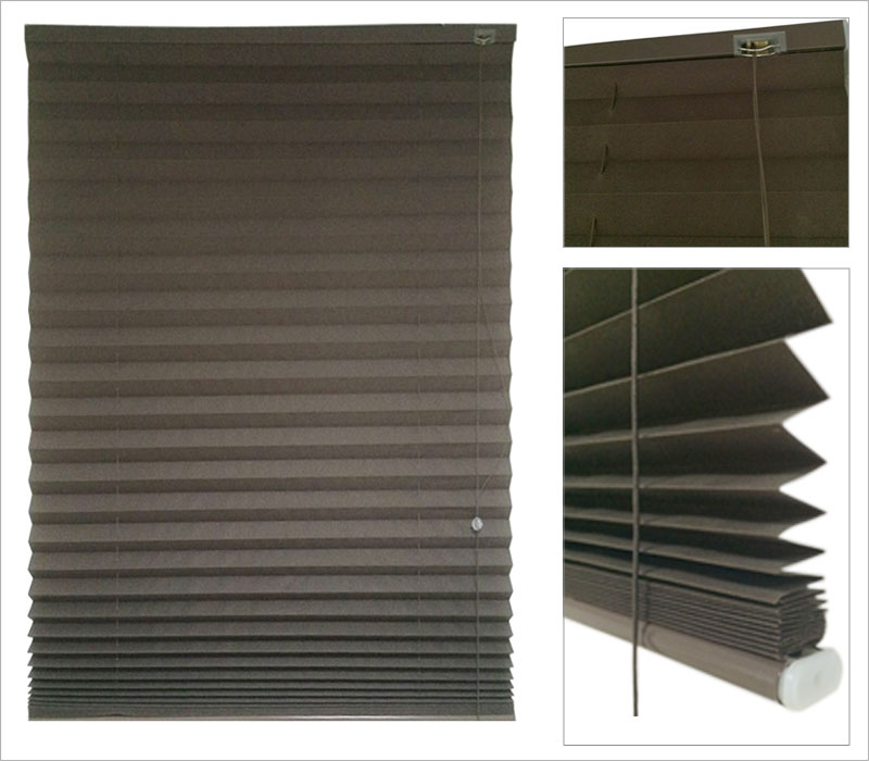 Pleated Blinds For Conservatories Cord Pleated Blinds