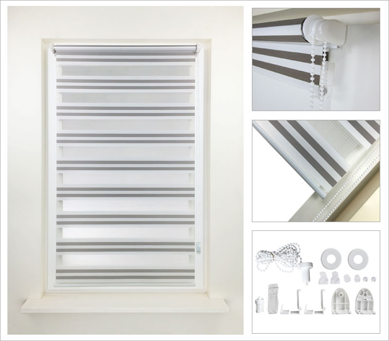 Double Layer Blinds Newest Day And Night Double Layer Blinds