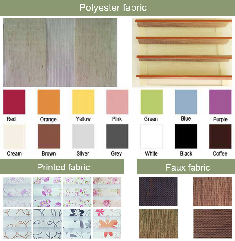 how to choose roller blind colour