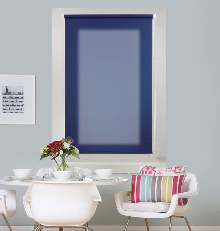 Translucent Roller Shades Pull Down Translucent Roller