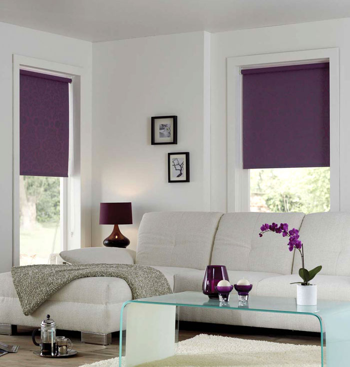 window treatments roller shades  decorative window treatments