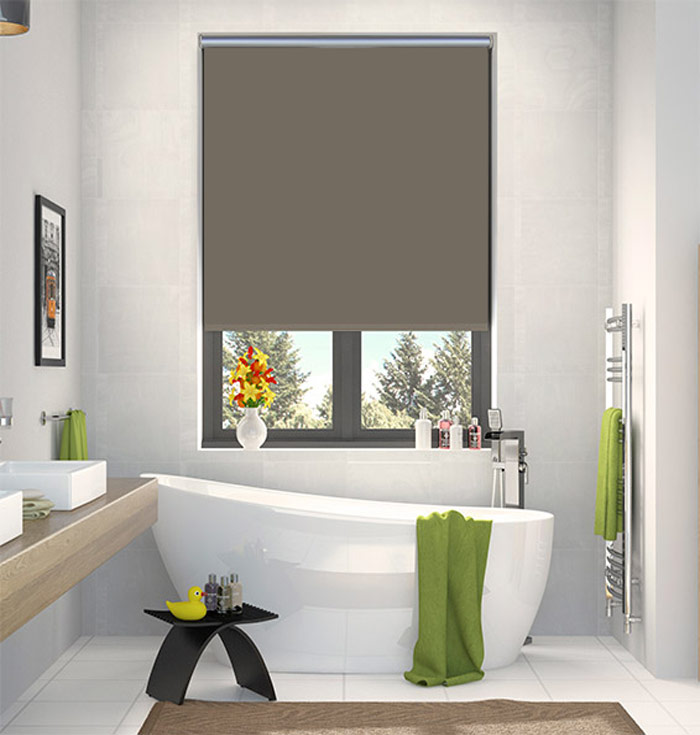 Bathroom Roller Blinds Made To Measure Bathroom Roller